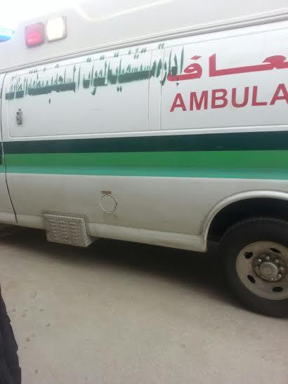 حقيقة رفض استقبال جندي مصاب بمستشفى #ضمد8