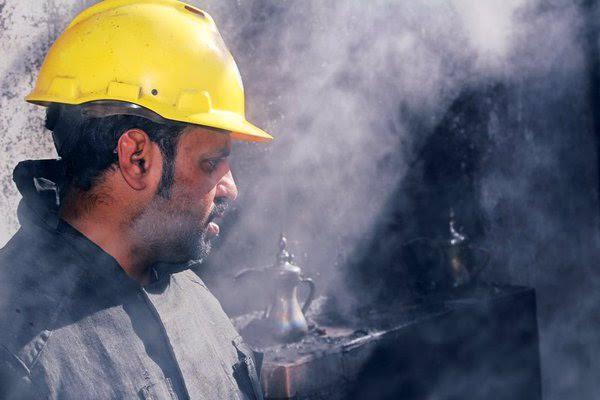 بالصور.. مدفأة كهربائية تتسبب في حريق بأحد منازل #سكاكا   8