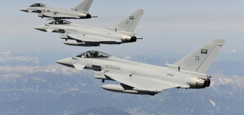 طائرات عسكرية سعودية