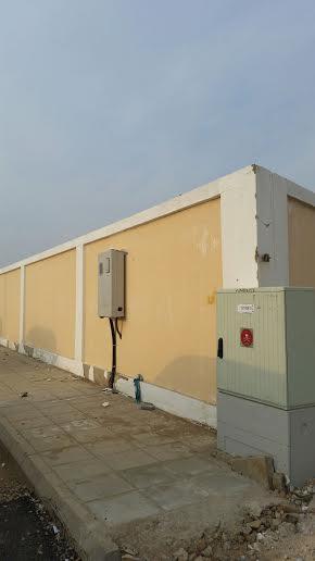"""أمانة #جدة تعيد الكهرباء لمقبرة بني مالك بعد تقرير """"المواطن"""""""