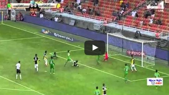 بالفيديو.. مونتاري ينتزع فوزاً صعباً للاتحاد من #نجران
