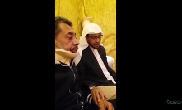 #المغامسي يواسي أبو سلمى في فقد 4 من عائلته