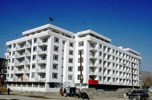 السفارة الأمريكية في كابول