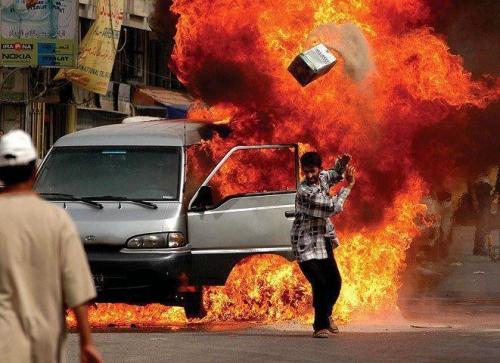 85 قتيلاً وجريحاً حصيلة أعمال عنف بالعراق اليوم - المواطن