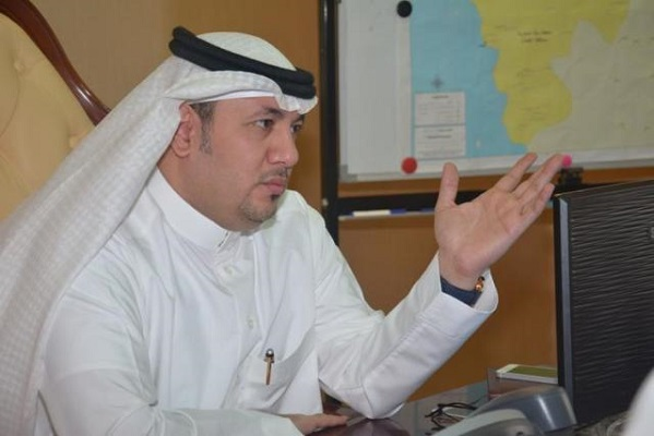 مدير الشؤون الصحية بمحافظة القنفذة الدكتور مصطفى جميل بلجون