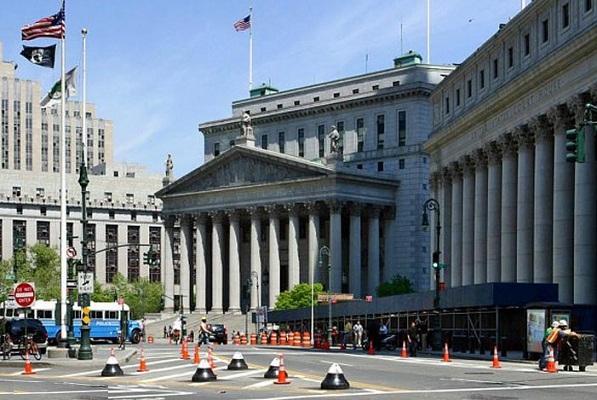 محكمة نيويورك العليا