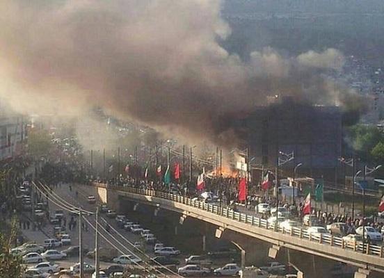 """١٤ مدينة كردية تنضم لانتفاضة """"مهاباد"""" وإيران تشتعل - المواطن"""