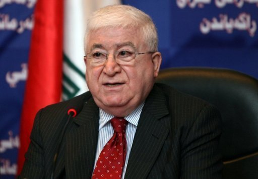 الرئيس العراقي الدكتور محمد فؤاد معصوم