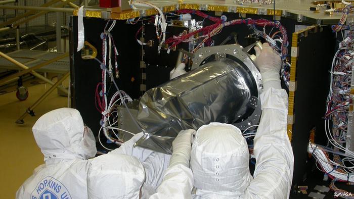 أول صور عالية الدقة من الكوكب القزم بلوتو8