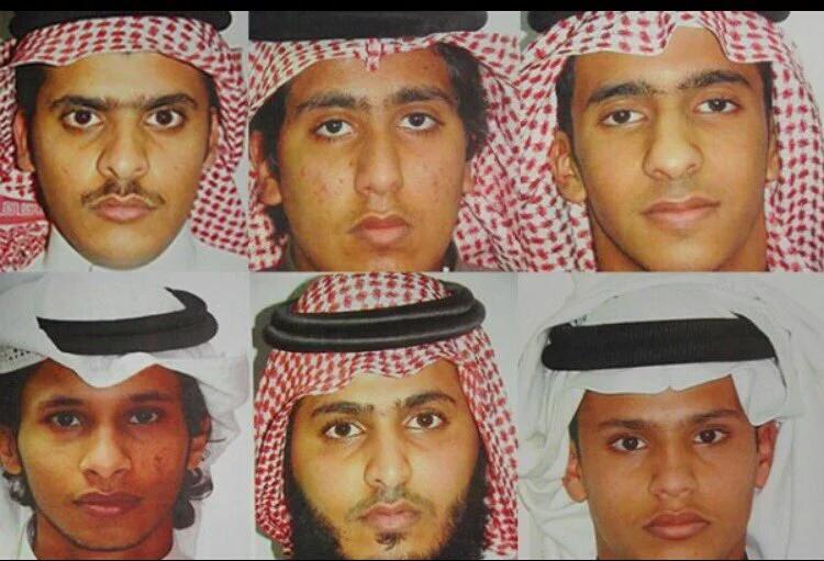 اشخاص مطلوبين بوزارة الداخلية قتلو الرقيب بدر الرشيدي بالقصيم