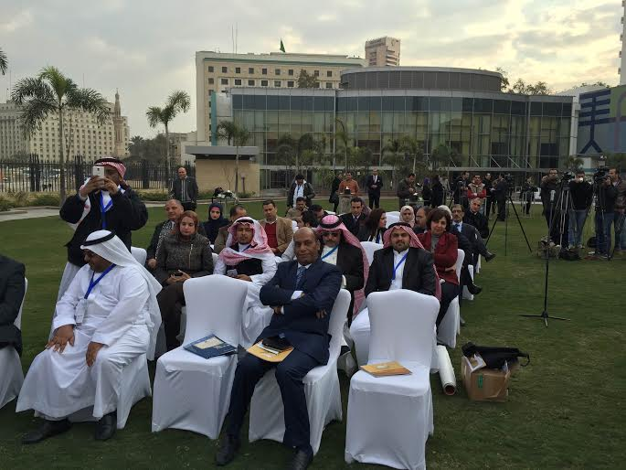 بالصور.. انطلاق فعاليات الملتقى الثامن للإعلام العربي السياحي بالقاهرة88