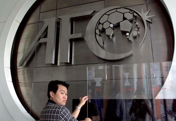 الاتحاد الاسيوي لكرة القدم