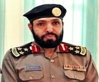 العميد عبدالله بن علي بن مغرم الشهري