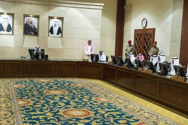 أمير #مكة : قائمة سوداء معلنة بالمقصرين في تنفيذ المشاريع9