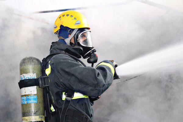 بالصور.. مدفأة كهربائية تتسبب في حريق بأحد منازل #سكاكا