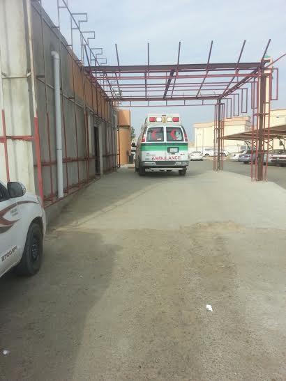 حقيقة رفض استقبال جندي مصاب بمستشفى #ضمد