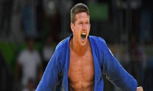 لاعب جودو ريو 2016