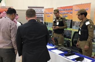 بالصور.. شرطة الرياض تستعرض منجزاتها الأمنية بمعرض آمن - المواطن