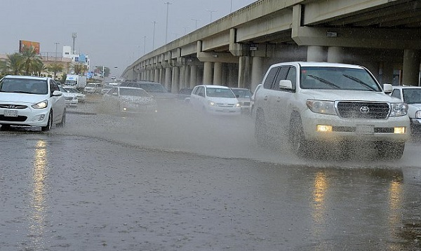 أمطار وأتربة على الشرقية حتى يوم غد - المواطن