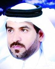 الكاتب الصحفي والشاعر الدكتور عبدالله بن ثاني