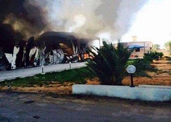 صاروخ جراد يقتل 23 عاملاً مصرياً بطرابلس الليبية