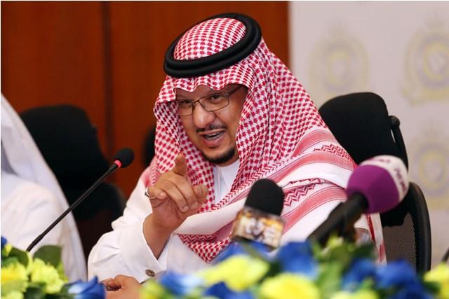 رئيس النصر يعيد تغريد تصريحات مسيئة لصحيفة الرياضية - المواطن