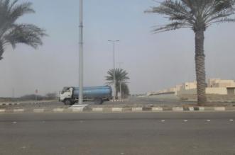 بالصور.. انقطاع المياه يرهق أهالي إسكان الحصمة بجازان - المواطن