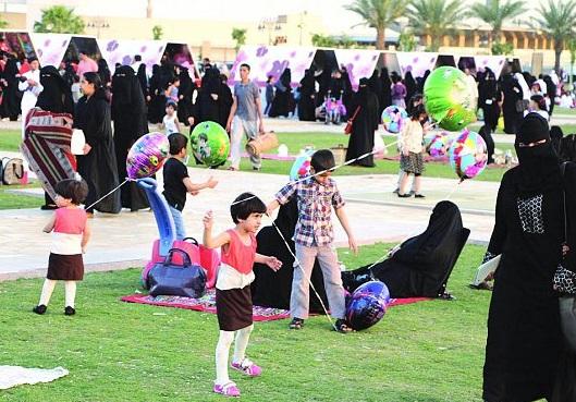 حملة عن النظافة تستهدف المرأة والطفل - الرياض