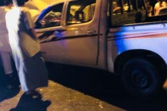 بالصور.. وفاة وإصابة 5 أشخاص في تصادم مروع بالعرضيات - المواطن