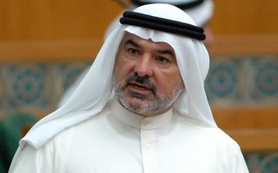 النائب الكويتي صالح عاشور