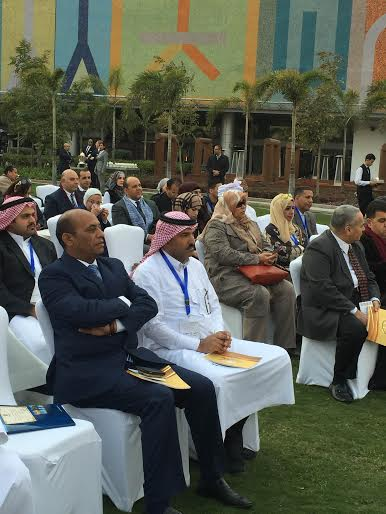 بالصور.. انطلاق فعاليات الملتقى الثامن للإعلام العربي السياحي بالقاهرة99