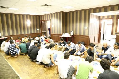 مبتعثون يقيمون إفطاراً جماعياً في تورنتو - المواطن