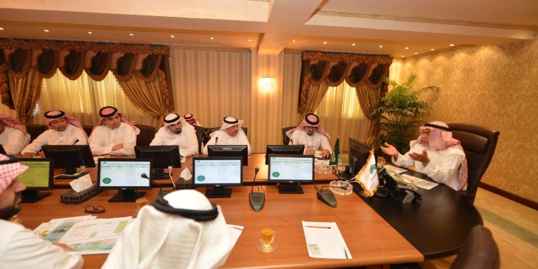 لجنة للإشراف على أعمال أمانة جدة