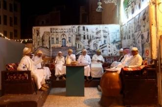 بالصور.. الحكواتية يسردون قصصًا ارتجالية عن الحجاز القديمة في حكايا مسك - المواطن
