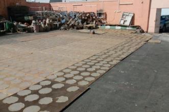 بالصور.. مصادرة 750 كرتون منفوش تالف وإغلاق المصنع في مكة - المواطن