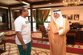 أمير تبوك يعطي إشارة البدء لانطلاق الرحالة السعودي إلى روسيا - المواطن
