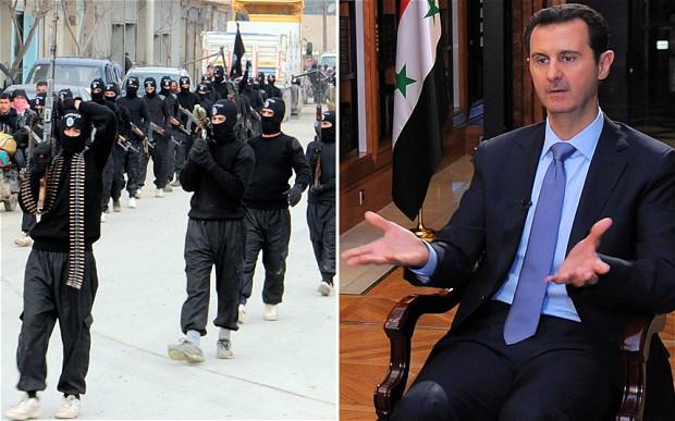 الديلي تيلجراف: الأسد منح تنظيم القاعدة آبار بترول لتضليل العالم - المواطن