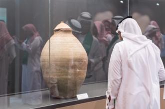 بعدما استضافه 11 متحفًا عالميًّا.. روائع الآثار السعودية يجذب سكان الرياض وزوارها - المواطن