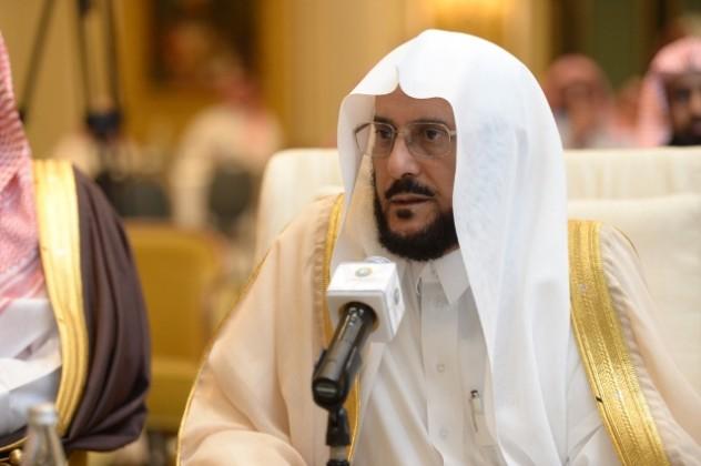 الرئيس العام لهيئة الأمر بالمعروف الشيخ الدكتور عبداللطيف بن عبدالعزيز آل الشيخ