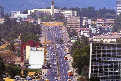 Addis-Ababa-Churchil-Avenue