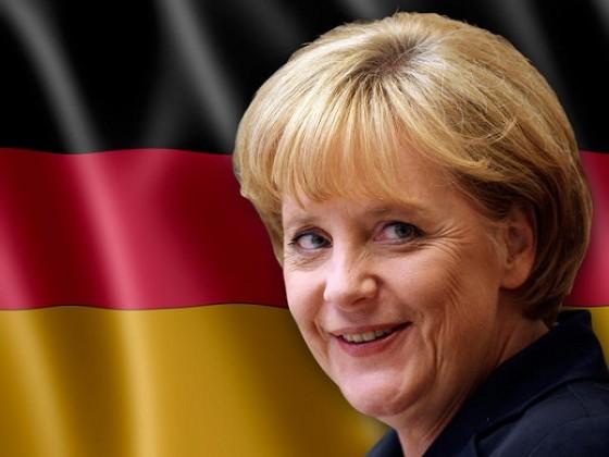 Angela Merkel Austerity Europe Germany