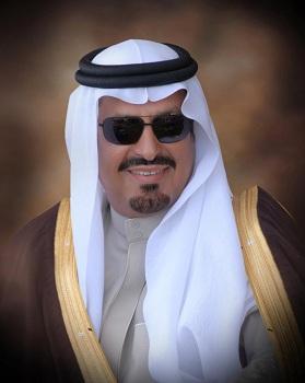 صاحب السمو الملكي، الأمير سعود بن عبدالمحسن -أمير منطقة حائل