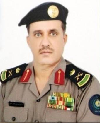 اللواء فايز صبيان العتيبي مساعد مدير الدفاع المدني بمنطقة مكة المكرمة