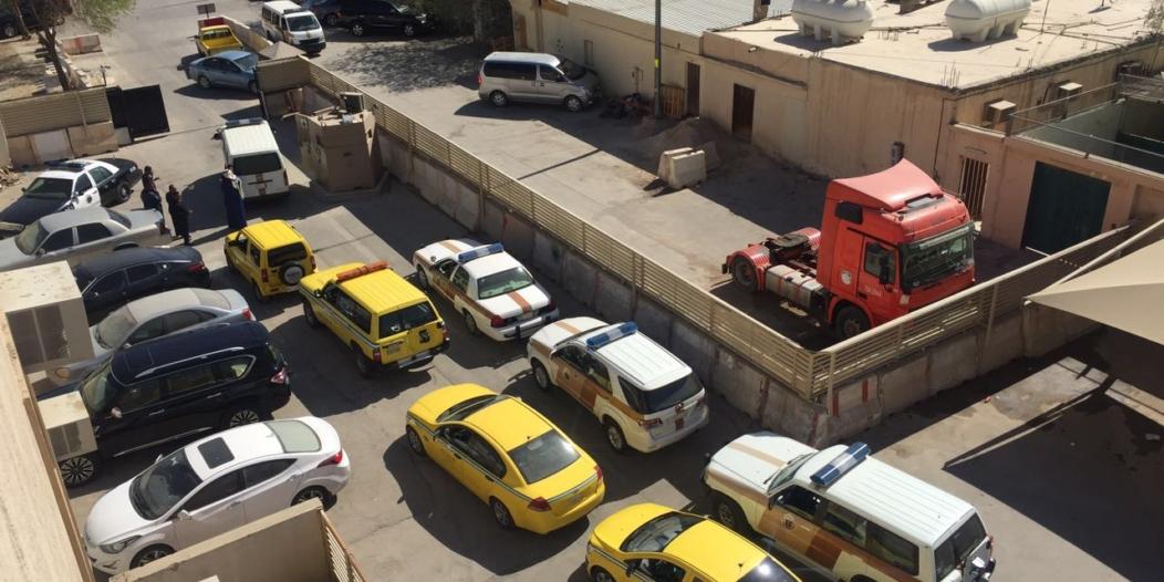 خلال 24 ساعة.. القبض على 108 مخالفين وغلق 8 ورش في الرياض