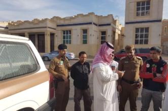 وطن بلا مخالف تضبط 595 وافدًا خلال 5 أيام بتبوك - المواطن