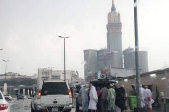 أمطار وغبار على مكة المكرمة حتى منتصف الليل - المواطن