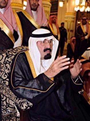 خادم الحرمين الشريفين الملك عبدالله بن عبدالعزير في ذمة الله