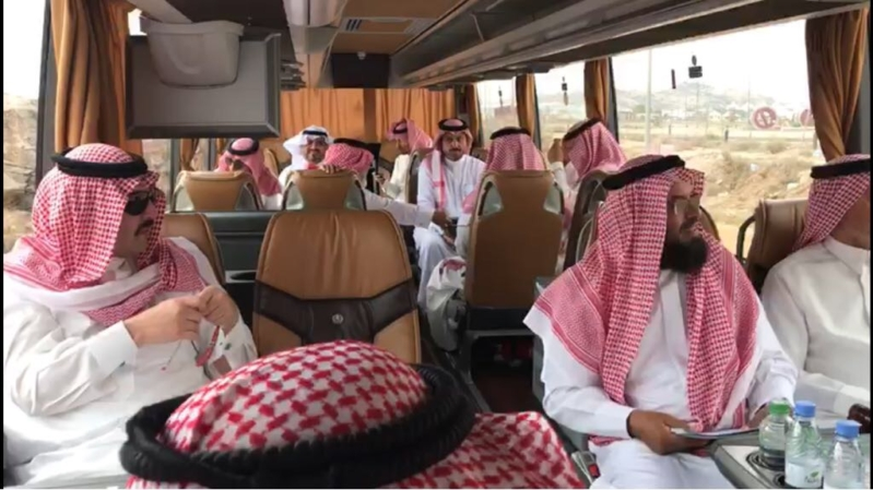 بالصور.. تركي بن طلال متفقدًا مشروع المدينة الجامعية بالفرعاء: لم يتبق إلا القليل - المواطن