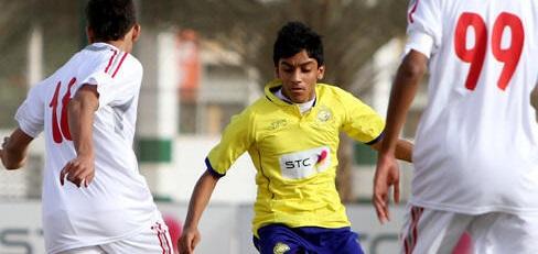 لاعب-النصر-عبدالرحمن-الشنار