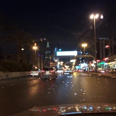 أمطار خفيفة على العاصمة والسماء لا تزال ملبدة بالغيوم - المواطن